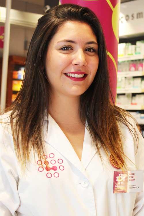 Elisa Real Farmacia Leganés