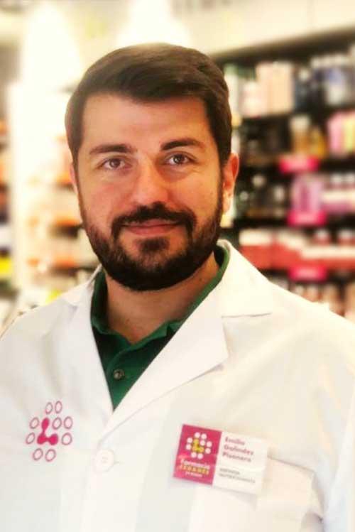 Emilio Galindez Farmacia Leganes